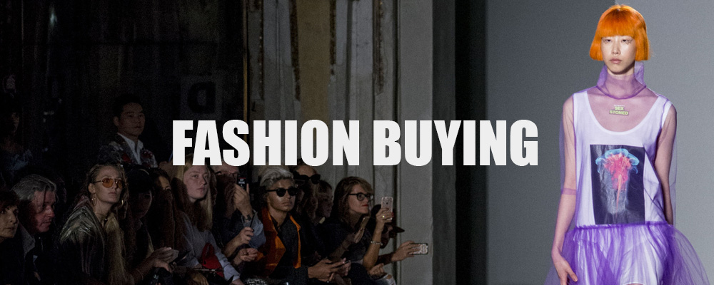 Corso Fashion Buying Milano