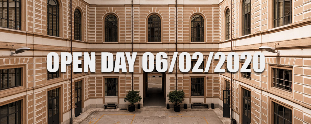 Open Day 2020